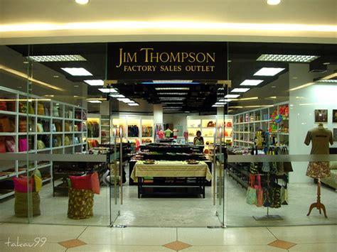 jims shop jim thompson outlet shop in pattaya thailand taken at