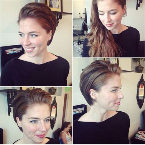 casual easy hairstyles for short hair 30 hottest simple and easy short hairstyles popular haircuts