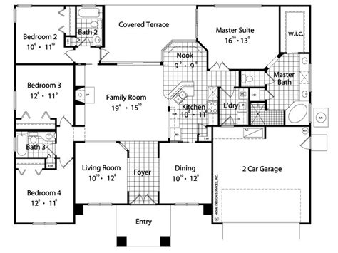 working drawing floor plan plan 043h 0088 find unique house plans home plans and