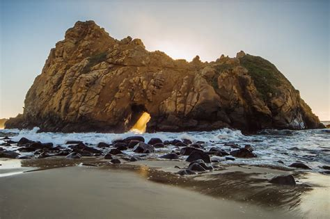 bid on travel pfeiffer big sur california beaches
