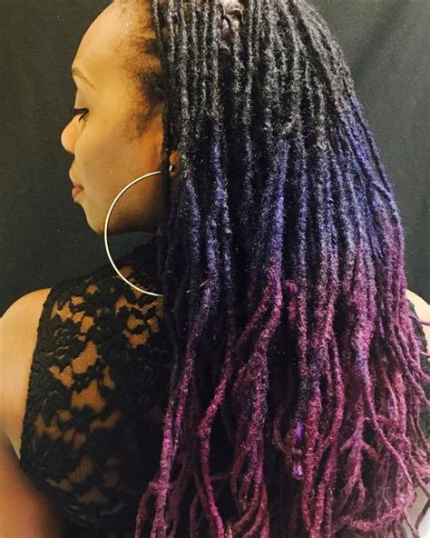 color dreads best 25 colored dreads ideas on dreadlocks