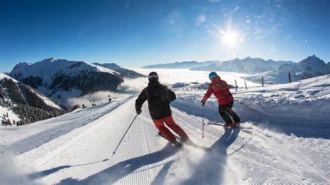 for winter ski opening winter start in the zillertal arena winter
