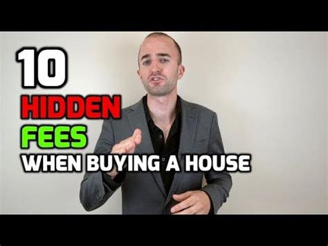 hidden costs when buying a house tips for using an fha 203k rehab loan to buy a house doovi
