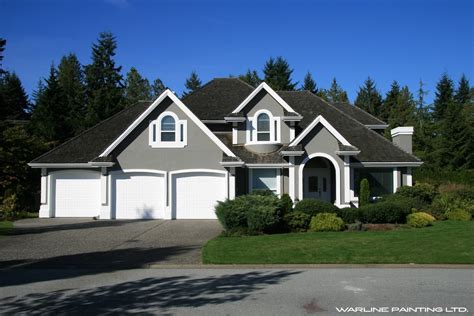 cool exterior paint color schemes vogue vancouver traditional exterior innovative designs with