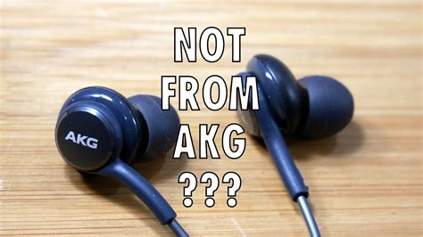 Headset Earphone Samsung S8 S8 Original Bagikan Headse are the galaxy s8 premium earbuds not from akg
