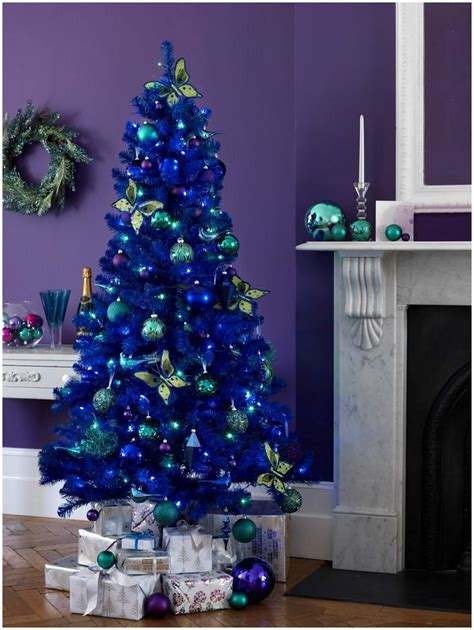 real christmas trees asda asda tree decorations www indiepedia org