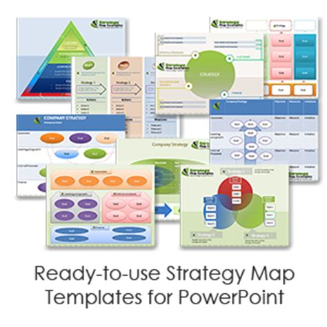 10 Key Principles Of Developing Strategy Mapsstrategy Map Exles And Sles Strategy Map Strategy Map Template Powerpoint