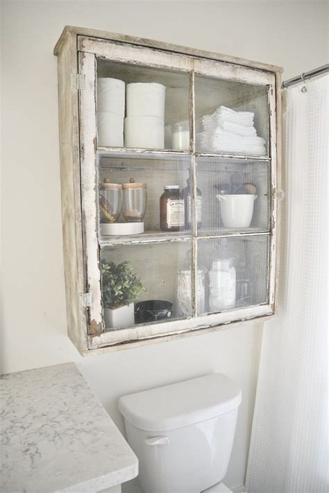 Vintage Bathroom Storage Ideas by Awesome Over The Toilet Storage Amp Organization Ideas