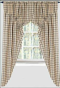 prairie curtain pattern how to make prairie curtains primitive prairie curtain