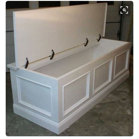 Adding Space Self Storage Sylacauga Al - add hinge to breakfast nook bench for additional storage