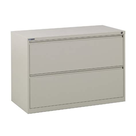 42 Inch Lateral File Cabinet Lateral File 2 Drawer 42 Inch Metal
