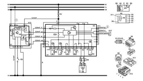 электрическая схема вебасто ат 2013 обозначения на схемах