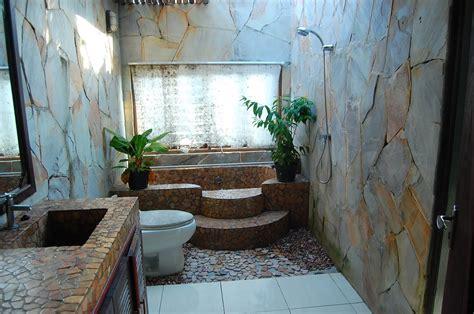 desain kamar mandi natural minimalis desain kamar mandi natural renovasi rumah net