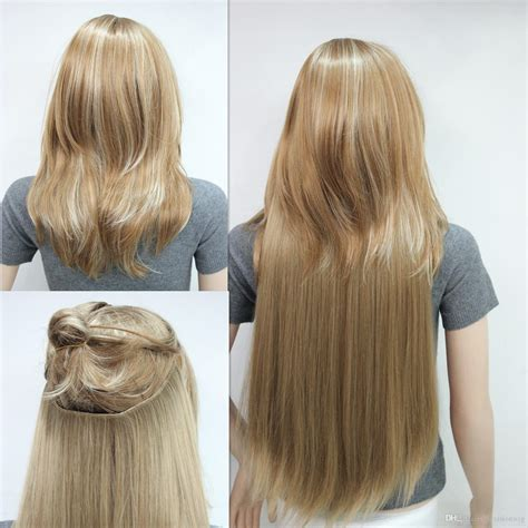human hair invisible line extension invisible line hair extensions invisible line hair