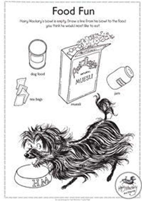 hairy maclary coloring pages 1000 images about hairy maclary on pinterest hairy