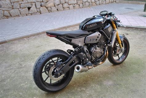 Tieferlegung Yamaha Xsr 700 by Rat Bike Xsr 700 Rocketgarage Cafe Racer Magazine