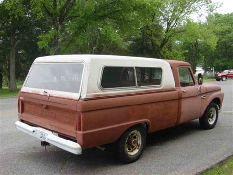maple motors in hendersonville tennessee 1966 ford f250 for sale classiccars cc 678032