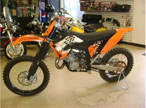 Ktm 144 Sx Buy 2008 Ktm 144 Sx On 2040 Motos