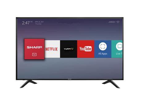 Tv Uhd Sharp sharp 55 quot 4k uhd smart tv walmart canada