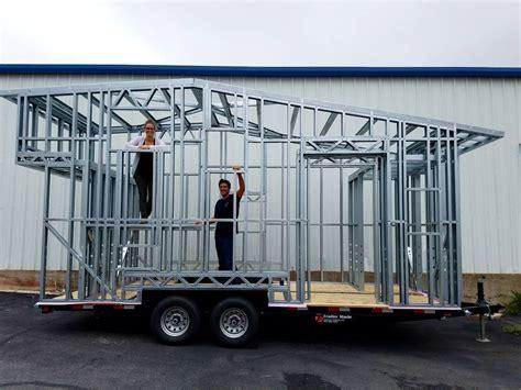 tiny house frame steel tiny house frames