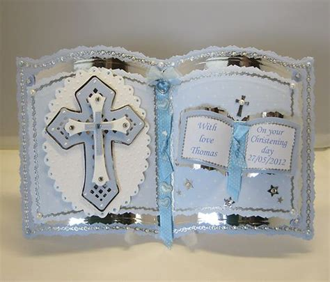 Handmade Confirmation Cards - bookatrix christening holy communion confirmation card