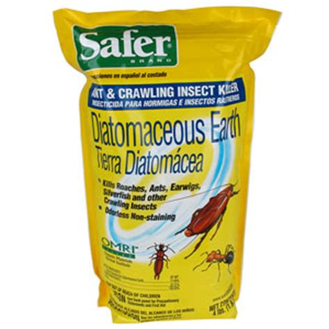 diatomaceous earth bed bug killer diatomaceous earth ant crawling insect killer 4 lb