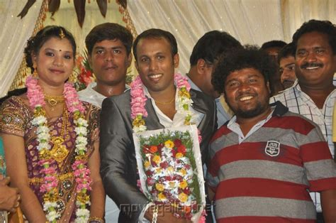 actor vimal son picture 481208 actor appukutty at senthil son wedding