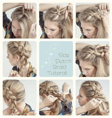 easy way to braid your hair for a sew in easy ways to braid long hair