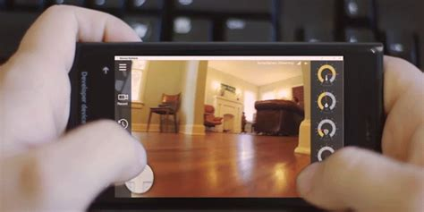 orbii rolling robotic home security device keeps your