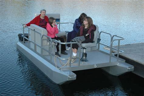 small custom pontoon boats pond craft boats custom mini pontoons my dream pontoon