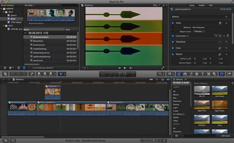 final cut pro app apple s final cut pro x 10 1 update is huge news from 4k