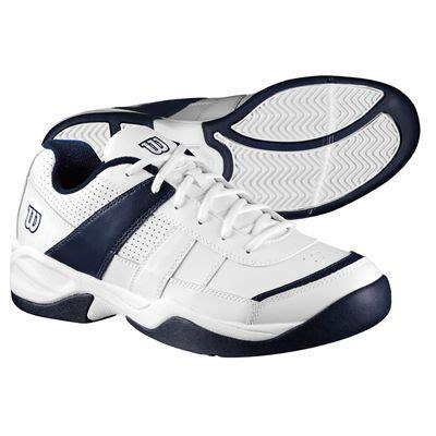 Ardiles Federer White Navy Badminton Shoes wilson pro staff court tennis shoes sweatband