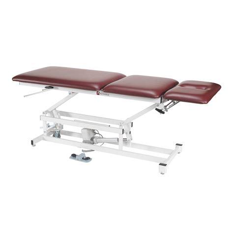 armedica am 350 hi lo table hi lo treatment table