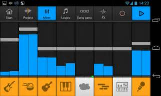 musically maker for android magix maker jam kostenlose musikmach app f 252 r android ver 246 ffentlicht giga