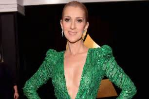 celine dion c 233 line dion strips down at 49 page six