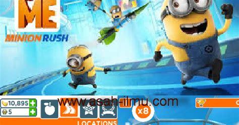 film rush adalah kode rahasia gift game minion rush wp 8 dan android