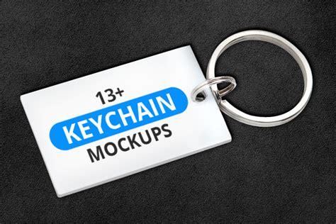 keychain card template 13 keychain mockup psd templates free premium designyep