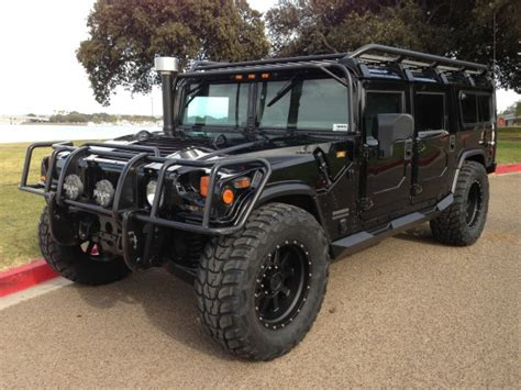 Yss Hummer Heavy Duty 340 Black vehicles for sale