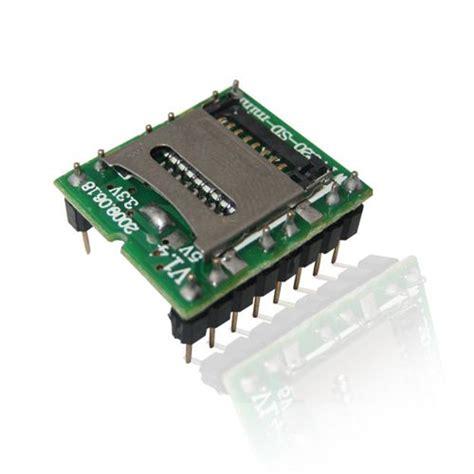 Mp3 Player Sd Karte 3328 by Mp3 Sound Module Mini Sd Card Ebay
