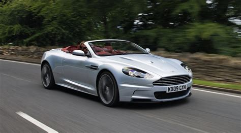 aston martin dbs volante review aston martin dbs volante 2009 review by car magazine