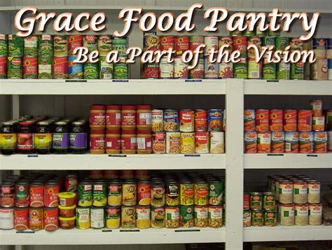 Pantry Dishes by Ministries Grace Church