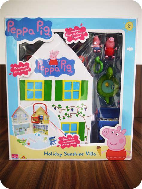 Peppa Pig Beautiful Villa peppa pig time villa review mummy and the cuties