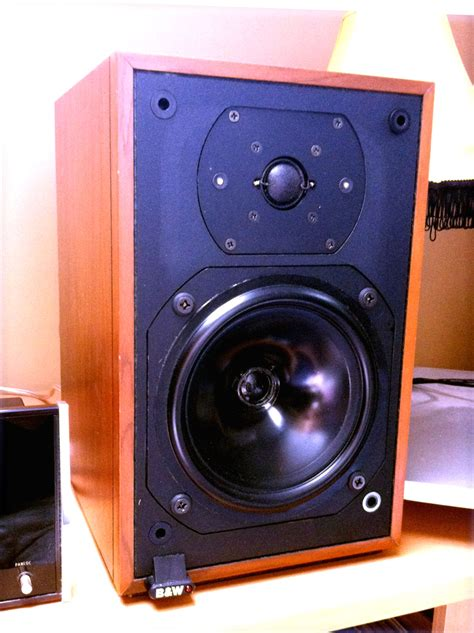 hifi collector speakers to bowers wilkins b