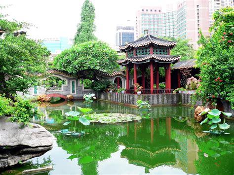 famous gardens foshan china