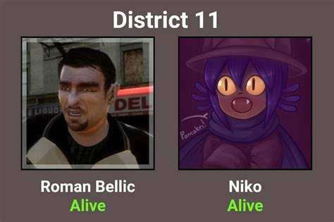 Meme And Niko - niko and roman bellic hunger games simulator know your