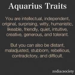 wireinmyblood aquarius zodiac starsign traits
