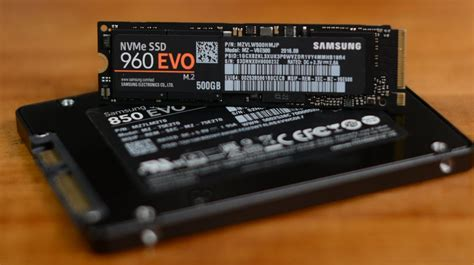 samsung 960 evo samsung ssd 960 evo 500gb review techspot