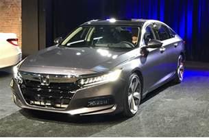 2020 Honda Accord Smart Money Is Still In Sedans 2018 Honda Accord Revealed