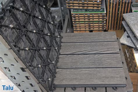 Holzfliesen Verlegen Untergrund by Holzfliesen Auf Balkon Und Terrasse Verlegen Talu De