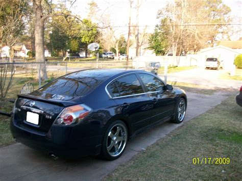 nissan altima sport 2007 badboy09 2007 nissan altima specs photos modification
